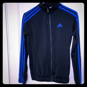 Women's Adidas track jacket ce